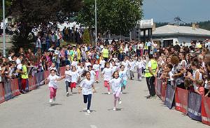 Госпојинска улична трка 2012